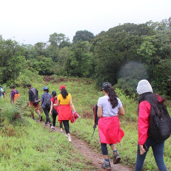 Trekking-in-Kodachadri