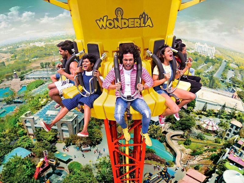Wonder La Amusement Park