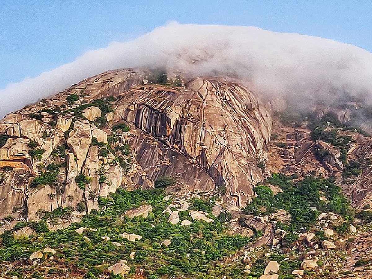 Skandagiri-Hills
