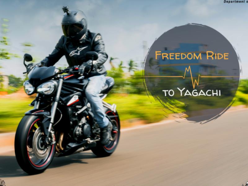 Ride To Yagachi Water Sports